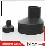 플라스틱 배수 파이프 커플 링 편심 2 인치 1.5 인치 배관 감속기에