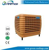 Gewächshaus verwendete Verdampfungswasser-Luft-Kühlvorrichtung mit großem Luftstrom