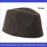 Chapéu muçulmano de Fez do chapéu do otomano de Azan de lãs para povos africanos