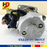 24V ex220-5 de Startmotor van de Motor H07CT voor Hino