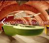 Compteur de luxe de barre de forme de bateau de modèle