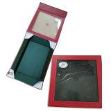 Коробка деревянного изготовленный на заказ вина упаковывая для подарка