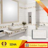 300X450mmの新しい浴室の壁の床によって艶をかけられるタイル(3208)