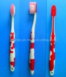 Eco/grüne Umdrehung-erwachsene Zahnbürste mit Bescheinigung