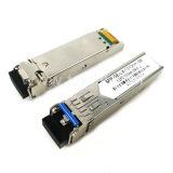 20kmデュプレックスLC 1.25g 1310nm Ciscoの互換性のあるトランシーバのモジュールSFP