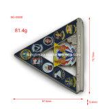 Изготовленный на заказ Prainted или мягкие медали конкуренции эмали