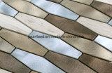 Алюминиевые плитки мозаики каменное Matel кроют плитки черепицей Aashrb2201 стены ванной комнаты Backsplash кухни украшения