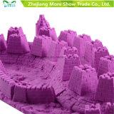 Areia mágica maioria por atacado para brinquedos dinâmicos de jogo educacionais creativos da areia das crianças