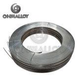 провод поставщика 0cr27al7mo2 тесемки Fecral27/7 0.5*5mm для закутывает - печь