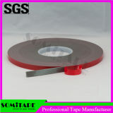 Bande transparente adhésive épaisse des biens 1mm de Somitape Sh368 avec le bâton de colle