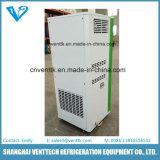 Condicionador de ar comercializado no telhado comercial