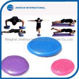 Massager del piede di Aucpunture di sanità della sfera di forma fisica del corpo di ginnastica dell'ammortizzatore del Massager dell'equilibrio di Pliate di yoga del PVC