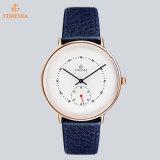 Schweizer Mens-Luxuxuhr auf Verkaufs-Edelstahl-Armbanduhr für Männer 72827