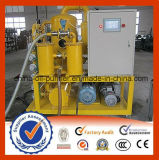 Máquina de filtración del petróleo del transformador de la basura del vacío de Zhongneng