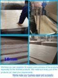 Pegamento técnico del grado E0 de la base BB/CC del álamo de la madera contrachapada de los muebles de la madera contrachapada de la cara del álamo
