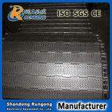 Kundenspezifischer Platten-Link-Förderanlagen-Scharnier-Stahlriemen für die Heizung industriell