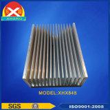 L'alluminio personalizzato si è sporto fornitore del dissipatore di calore con concentrazione potente