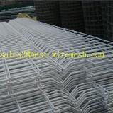 Comitato saldato Curvy/3D della rete fissa della rete metallica curvo recintando la rete fissa triangolare di piegamento della rete metallica