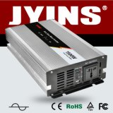 1500watt 12V/24V/48V gelijkstroom aan AC 220V/230V/240V de Omschakelaar van de ZonneMacht
