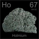 希土類Holmiumの金属