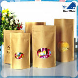 Sac de papier de cadeau, sac de papier fait sur commande, sac à provisions de tissu, sacs en papier d'achats
