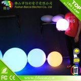 Cer RoHS genehmigte Glühen-Kugel-Licht des PET Plastikled