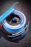 Шланг для подачи воздуха PU автозапчастей спиральн (10*6.5mm, 7.5m)