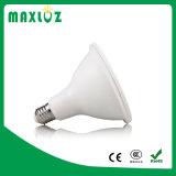 El precio bajo PAR38 LED enciende 18W SMD