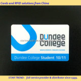 学生の画像の識別のための磁気ストライプが付いているプラスチックIDのカード