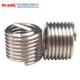 高品質のDINワイヤー糸の挿入締める物