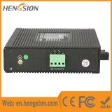 2 gigabits Tx e 1 interruptor industrial da fibra do Ethernet de Fx