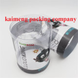 Câmaras de ar plásticas do PVC da impressão de seda para o empacotamento do cosmético (câmaras de ar do PVC)