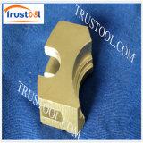 Präzisions-Aluminium CNC-maschinell bearbeitenteil-Zoll maschinell bearbeitete Bauteile