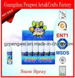 250 ml de cuatro colores en spray Festival Joker nieve