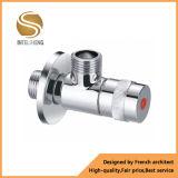 Válvula de ângulo de bronze de alta pressão da água do corpo