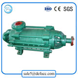 Pompa ad acqua centrifuga a più stadi orizzontale dell'acciaio inossidabile per industria chimica