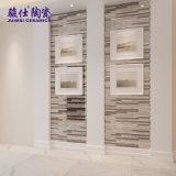 Nueva sala de estar 2016 de la pared 285X300m m del azulejo TV de la pared del mosaico del diseño de Foshan