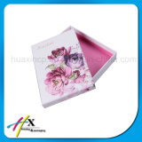 Do presente diferente da jóia do casamento do estilo do luxo caixa de empacotamento de papel