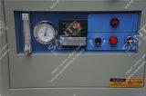 1200c 진공 질소 로 두 배 로 문 디자인 약실 크기 250X300X250mm