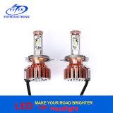 Farol do diodo emissor de luz do carro da alta qualidade com diodo emissor de luz H4 do CREE; luz principal para BMW, Audi do diodo emissor de luz de 40W 3600lm