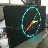 Im Freien variable Meldung-Zeichen-Anzeigen-Bildschirmanzeige-farbenreiche VMs programmierbare LED Zeichen-Vorstände bekanntmachend