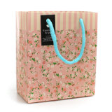 Мешок упаковки бумаги Kraft хозяйственной сумки одежды выдвиженческий
