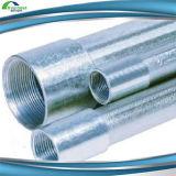 BS1387 galvanizado en caliente de acero de soldadura de tuberías y tubos