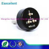 Potentiomètre 360 du degré Wdj22 conducteur 10k en plastique