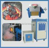 De middelgrote Inductie die van de Frequentie Furnance voor het Gouden Smelten van het Aluminium verwarmen