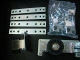Operador de porta deslizante automático com motor de resistência ao desgaste