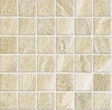 Steinentwurf glasig-glänzende Porzellan-Fliesen für Fußboden und Wand 600X600mm (TK01)