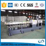 PEのCaCO3プラスチックカラー注入口のMasterbatchの生産のペレタイジングを施すライン