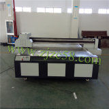Impresora plana ULTRAVIOLETA de la impresora del panel de pared/de la piel de la puerta