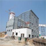 Hoher Anstieg-schwere Stahlkonstruktion-vorfabriziertgebäude mit Nizza Qualität